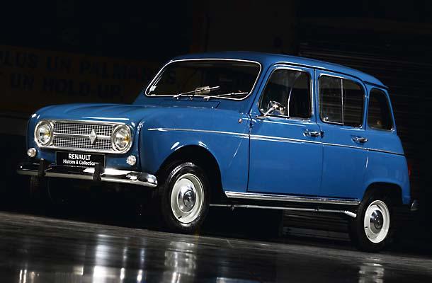 Renault R4 von 1961