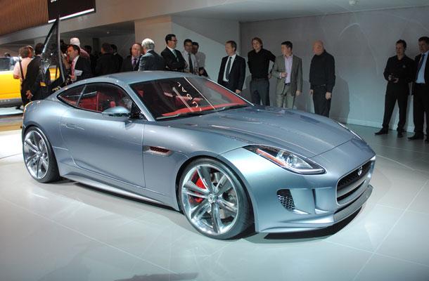 Jaguar C-X16