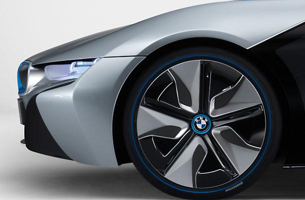 sgl carbon und BMW