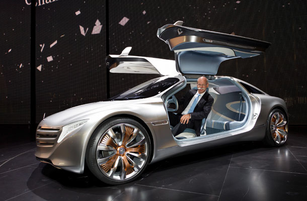 Mercedes-Benz F125